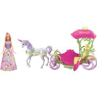 Mattel Barbie Dreamtopia Sweetville Carriage