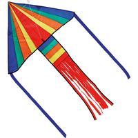 Brookite Rainbow Delta Kite