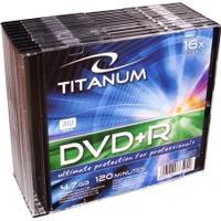 Esperanza DVD+R 4.7GB 16x Slimcase 10-Pack