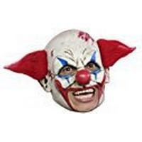 Ghoulish Clown Deluxe Mask Head Chin Strap