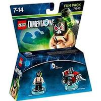 WARNER Lego Dimensions: Fun Pack DC Bane (Lego Dimensions)