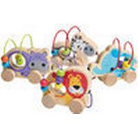 Jouéco Rolling Animals with Bead Track 80030