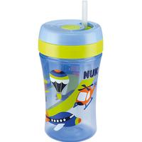 Nuk Easy Learning Cup Fun with Straw 300ml