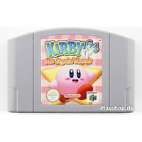 Kirby 64 The Crystal Shards (N64)