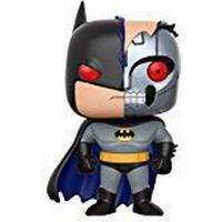 DC Comics Funko Pop! 13645 Vinyl Batman Animated Btas Robot Batman Figure