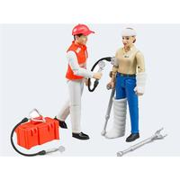 Bruder Emergency services Figure Set 62710