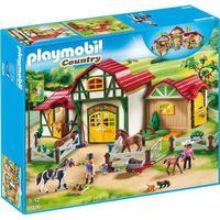 Playmobil Större Ridanläggning 6926