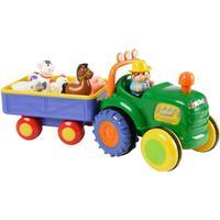 Happy Baby Traktor med Vagn