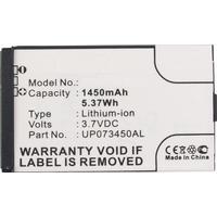 Noname Batteri til CAT B25 - UP073450AL (Kompatibelt)