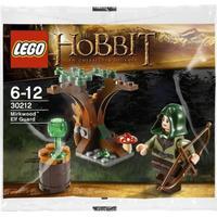 Lego The Hobbit Mirkwood Elf Guard 30212