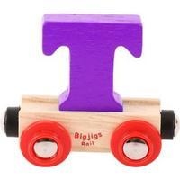 Bigjigs Rail Name Letter T