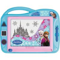 Clementoni Frozen Magnetic Drawing Board 15116
