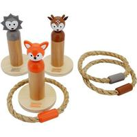 MaMaMeMo Ring Toss Forest Friends