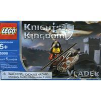 Lego Castle Knight's Kingdoms II Vladek 5998