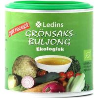 Ledins Vegetable Broth 125g