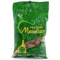 Salta Kvarn Almonds Roasted & Salted 100g
