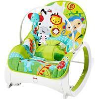 Fisher Price Rainforest Friends Newborn to Toddler Portable Rocker