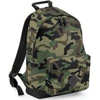 BagBase Camo Backpack