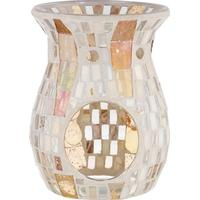 Yankee Candle Gold Wave Mosaic Aroma Lamp