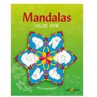 Mandalas malebog, dyr WWF