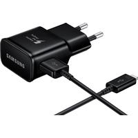 Samsung Wall Charger USB-C Fast Charger 15W, Svart