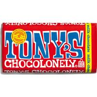 Tony's Chocolonely Choklad Ljus 180g