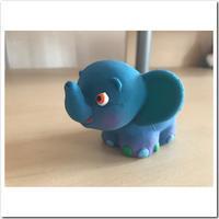 Naturgummi - elefant