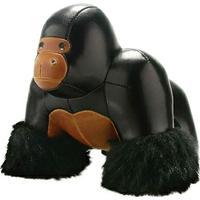 Züny gorilla - Dørstopper, bogstøtte eller bare til pynt