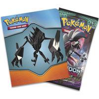 Pokémon Burning shadows 1-pocket portfolio for pokémon ink. booster-pack