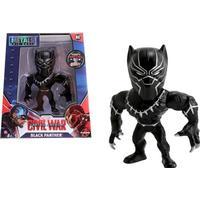 """Jada Metal Die Cast 4"""" Black Panther Figure M47"""
