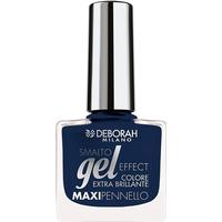 Deborah Milano Smalto Gel Effect #51 By Night Blue 9ml