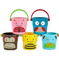 Skip Hop Zoo Badleksak Hinkar 5-pack