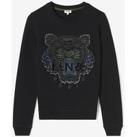 Kenzo Tiger Sweatshirt Black