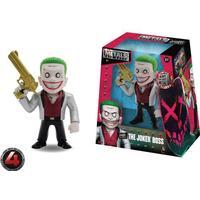 """Jada Metal Die Cast 4"""" the Joker Boss Figure M19"""