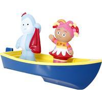 Golden Bear In the Night Garden Igglepiggles Floaty Boat Playset