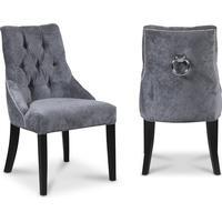 tuva stol svart