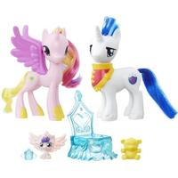 Hasbro My Little Pony Friendship Princess Cadence & Shining Armor B9848