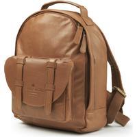 Elodie Details Mini Back Pack - Chestnut Leather