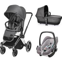 Cybex Priam Lux 3 i 1 (Duo) (Travel system)