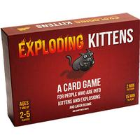 Exploding Kittens: Original Edition (Engelsk)