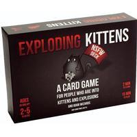 Enigma Exploding Kittens: NSFW Edition (Engelska)