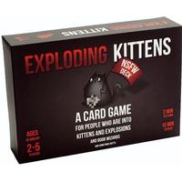 Enigma Exploding Kittens: NSFW Edition