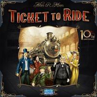 Days of Wonder Ticket to Ride: 10th Anniversary