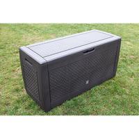 PROSPERPLAST Gartenbox Kissenbox MATUBA 310 l anthrazit MBM310