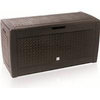 PROSPERPLAST Gartenbox Kissenbox MATUBA 310 l umbra MBM310