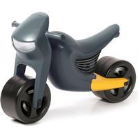 PROSPERPLAST BRUMEE SPEEDEE Motorrad Laufrad dunkel grau BSPEED