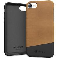 iPhone 7 Læder Cover Fra i-Paint Brunt