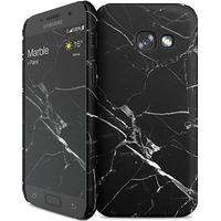Samsung Galaxy A3 (2017) cover med marmor mønster i-Paint Marble