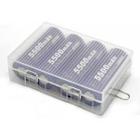 Soshine batteriboks til 4 stk. 26650 batterier