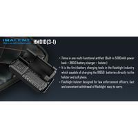Imalent HMD10 (3 in 1) Powerbank / Batteri